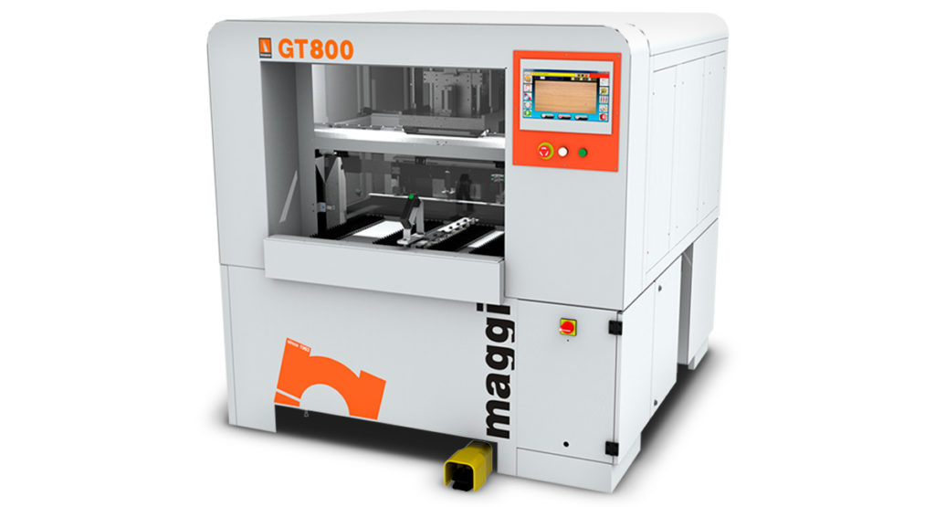 GT800 CNC boring machine